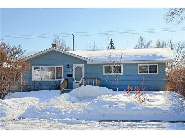 Main Photo: 99 HANOVER Road SW in CALGARY: Haysboro Residential Detached Single Family for sale (Calgary)  : MLS®# C3601684