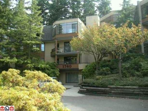 """Main Photo: 218 1740  SOUTHMERE CR in Surrey: Sunnyside Park Surrey Condo for sale in """"SOUTHMERE MEWS"""" (South Surrey White Rock)  : MLS®# F1104909"""