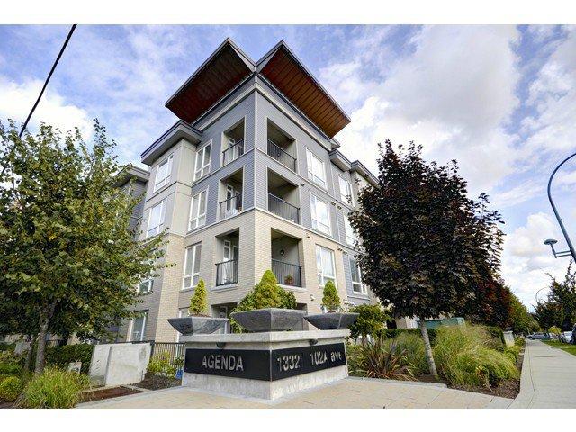"Main Photo: 205 13321 102A Avenue in Surrey: Whalley Condo for sale in ""Agenda Urban Village"" (North Surrey)  : MLS®# F1423402"