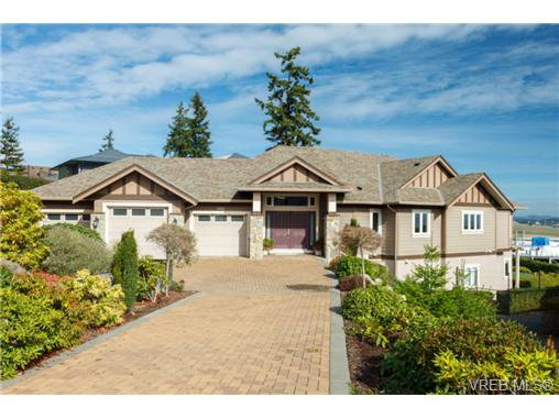 Main Photo: 3530 Proudfoot Pl in VICTORIA: Co Royal Bay House for sale (Colwood)  : MLS®# 692492