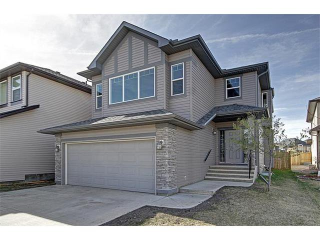 Main Photo: 116 CRANRIDGE Crescent SE in Calgary: Cranston House for sale : MLS®# C4008758