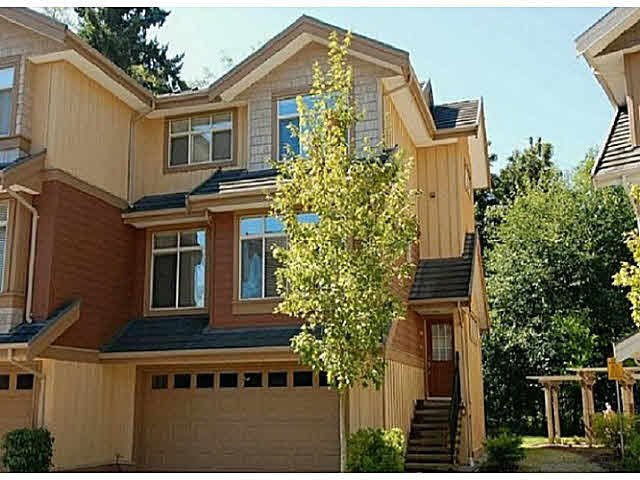 "Main Photo: 17 15151 34TH Avenue in Surrey: Morgan Creek Townhouse for sale in ""Sereno"" (South Surrey White Rock)  : MLS®# F1449064"