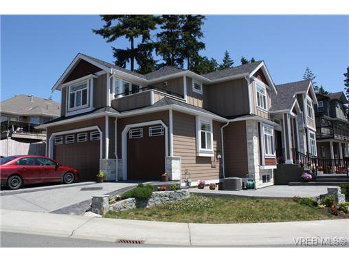 Main Photo: 2607 Bamboo Pl in VICTORIA: La Florence Lake Single Family Detached for sale (Langford)  : MLS®# 712675