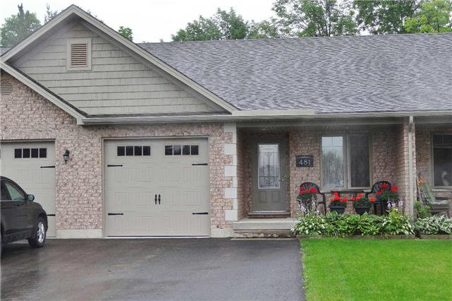 Photo 1: Photos: 481 Starret Lane in West Grey: Durham House (Bungalow) for sale : MLS®# X3351770