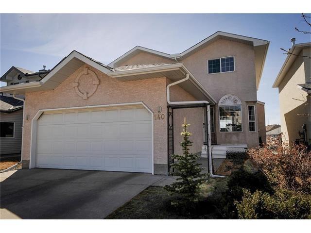 Main Photo: 140 TUSCARORA Circle NW in Calgary: Tuscany House for sale : MLS®# C4058828