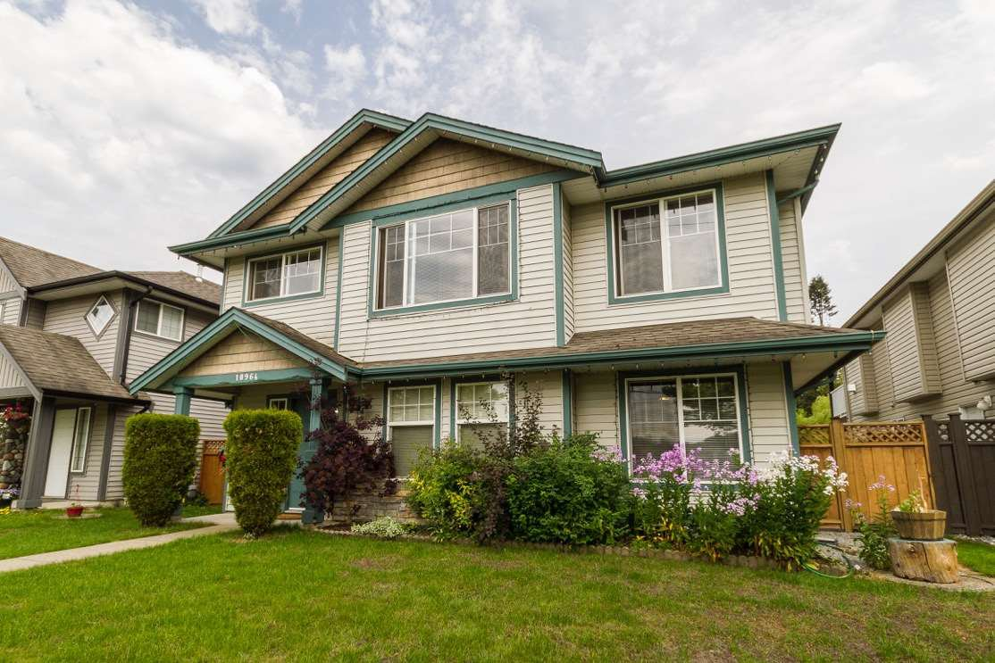 Main Photo: 10964 240 Street in Maple Ridge: Cottonwood MR House for sale : MLS®# R2072299