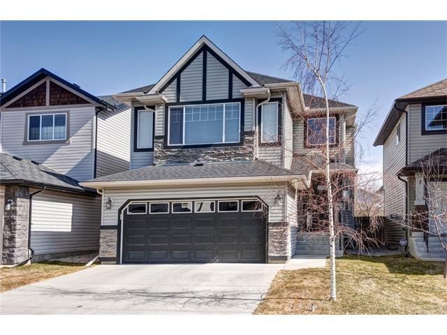 Main Photo: 72 CRANFIELD Gardens SE in Calgary: Cranston House for sale : MLS®# C4064858