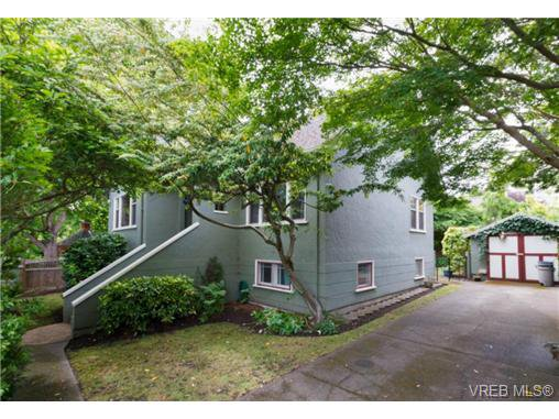 Main Photo: 531 Toronto St in VICTORIA: Vi James Bay House for sale (Victoria)  : MLS®# 733336