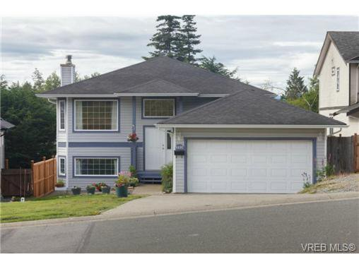 Main Photo: 6695 Rhodonite Drive in SOOKE: Sk Sooke Vill Core Single Family Detached for sale (Sooke)  : MLS®# 366010