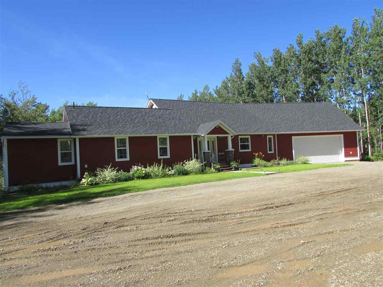 "Main Photo: 13255 JACKPINE Street: Charlie Lake House for sale in ""ASPEN RIDGE SUBDIVISION CHARLIE LAKE"" (Fort St. John (Zone 60))  : MLS®# R2100104"
