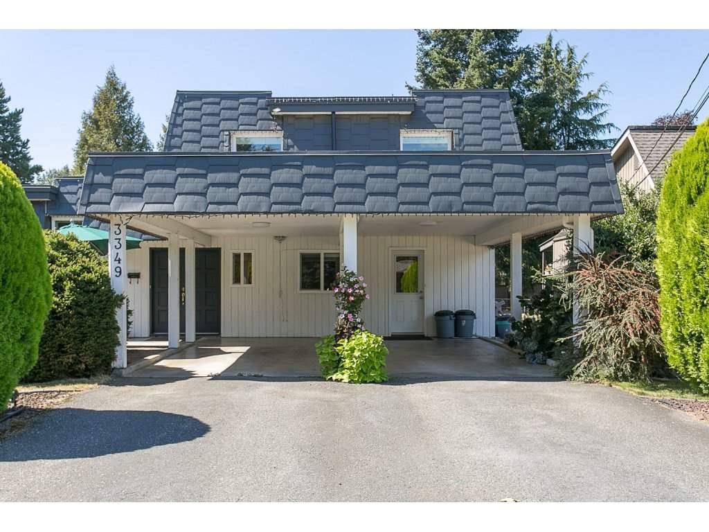 Main Photo: 3349 MIERAU Street in Abbotsford: Abbotsford East House for sale : MLS®# R2117913
