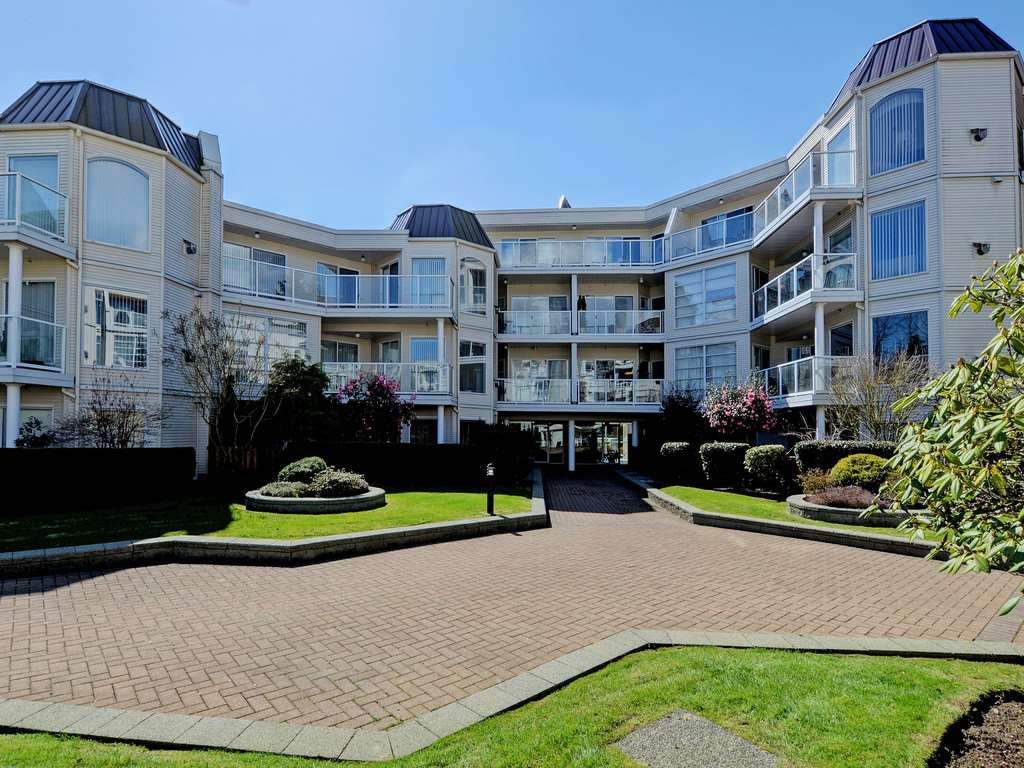 "Main Photo: 307 1219 JOHNSON Street in Coquitlam: Scott Creek Condo for sale in ""Mountainside Place"" : MLS®# R2152498"