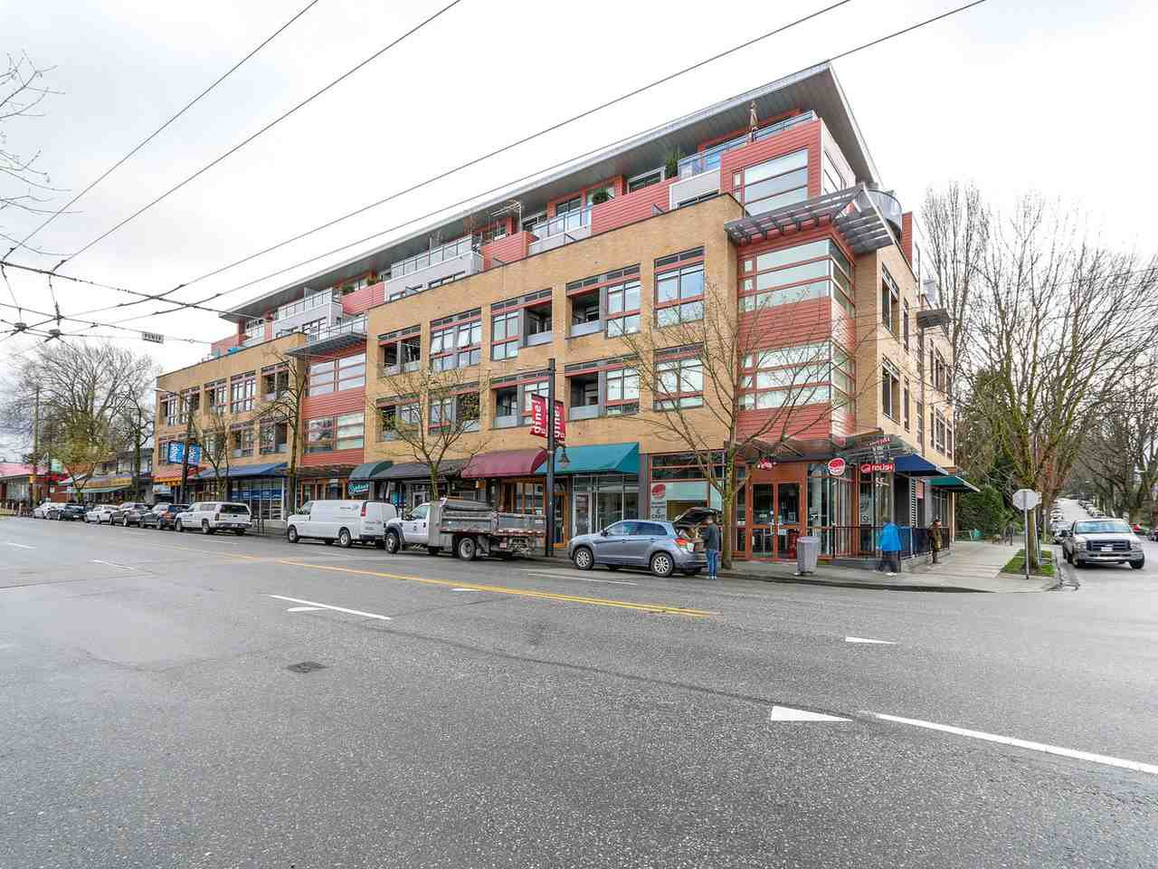 "Main Photo: 314 2250 COMMERCIAL Drive in Vancouver: Grandview VE Condo for sale in ""Marquee on Commercial"" (Vancouver East)  : MLS®# R2154734"