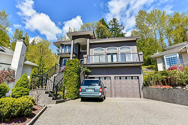 Main Photo: 262 PARE Court in Coquitlam: Central Coquitlam House for sale : MLS®# R2160902
