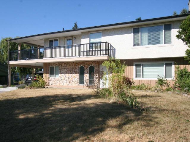Main Photo: 748 GLENEAGLES DRIVE in : Sahali House for sale (Kamloops)  : MLS®# 141680