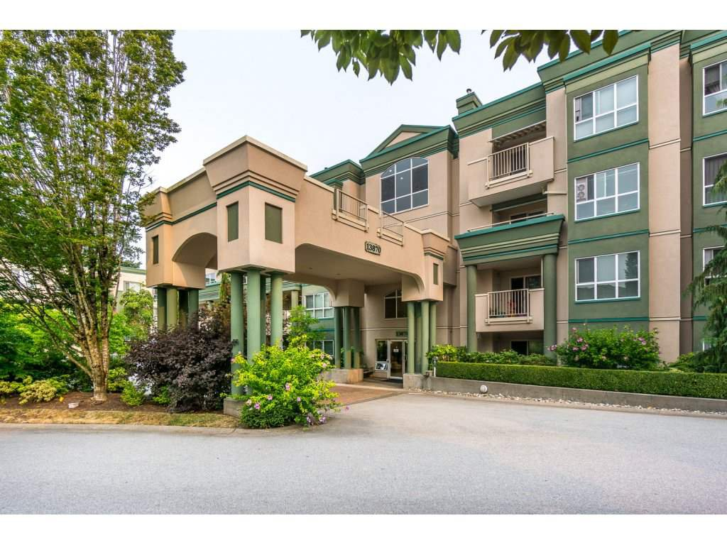 Main Photo: 107 13870 70 Avenue in Surrey: East Newton Condo for sale : MLS®# R2194946