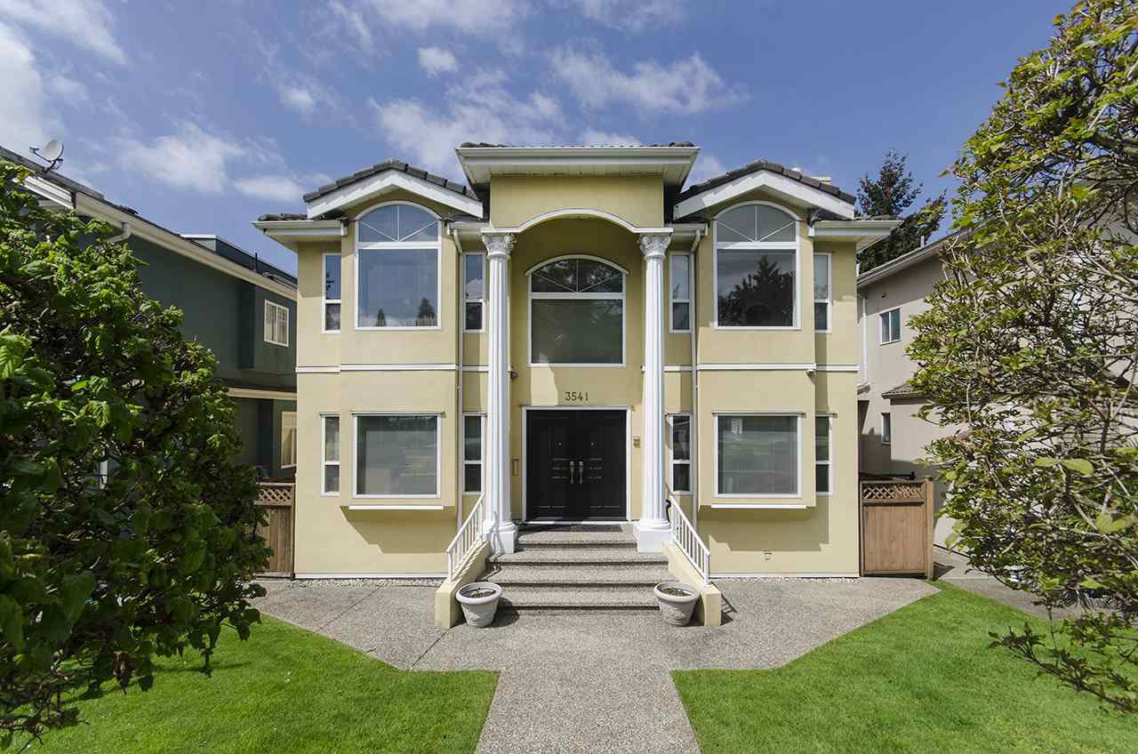 Main Photo: 3541 MALTA Avenue in Vancouver: Renfrew Heights House for sale (Vancouver East)  : MLS®# R2263109