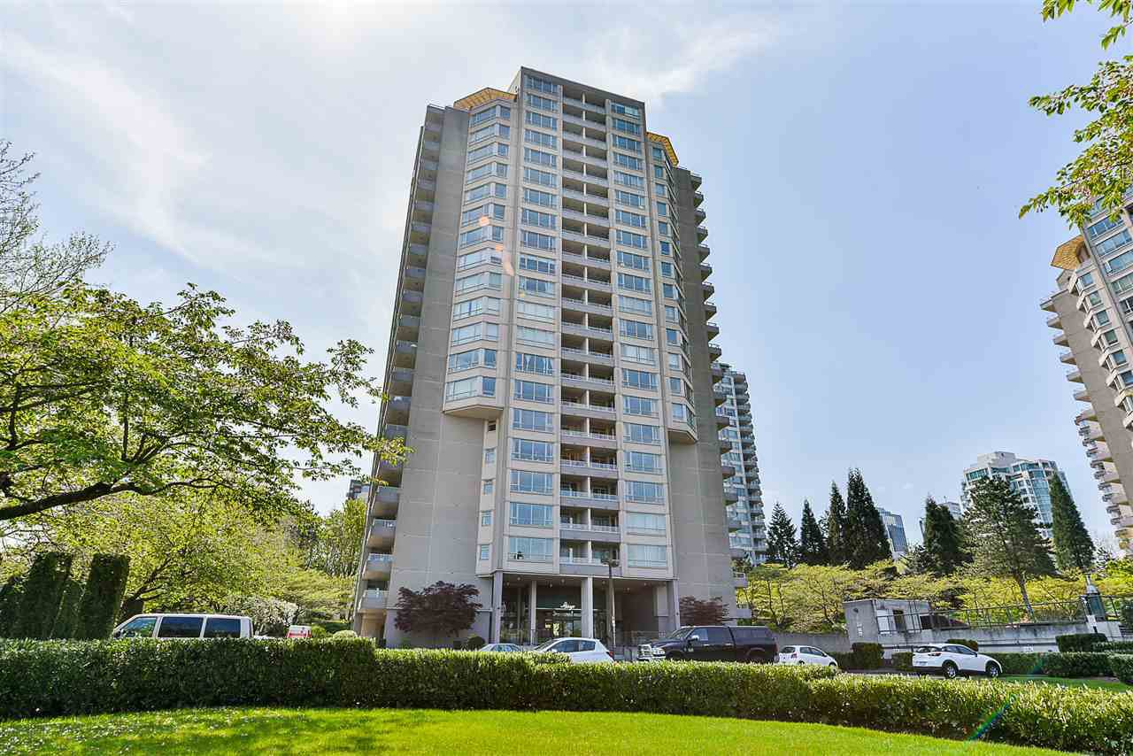 """Main Photo: 505 6055 NELSON Avenue in Burnaby: Forest Glen BS Condo for sale in """"La Mirage II"""" (Burnaby South)  : MLS®# R2264433"""