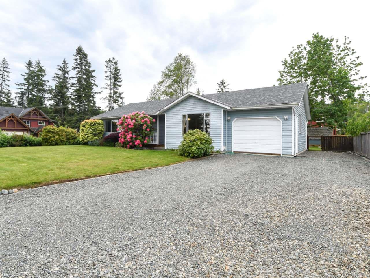 Main Photo: 3966 Thirsk Rd in CAMPBELL RIVER: CR Campbell River South House for sale (Campbell River)  : MLS®# 788393