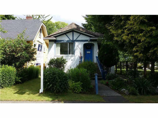 Main Photo: 3253 West 23rd ave in Vancouver: Dunbar Home for sale ()  : MLS®# V1071395
