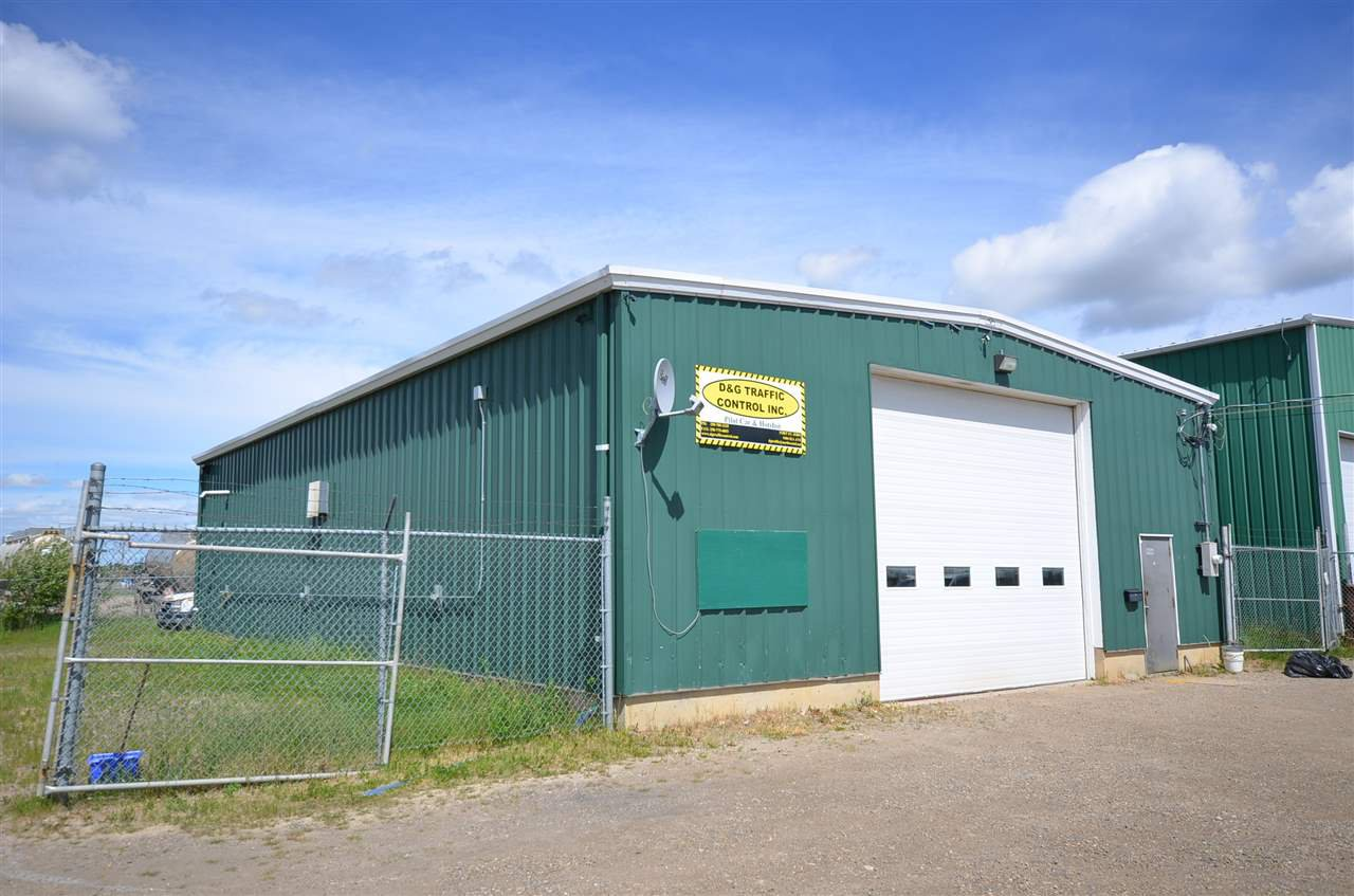Main Photo: 9404 82A Avenue: Fort St. John - City SE Industrial for sale (Fort St. John (Zone 60))  : MLS®# C8026138