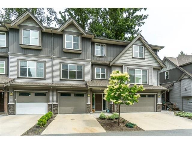 "Main Photo: 40 45085 WOLFE Road in Chilliwack: Chilliwack W Young-Well Townhouse for sale in ""Townsend Terrace"" : MLS®# R2381644"