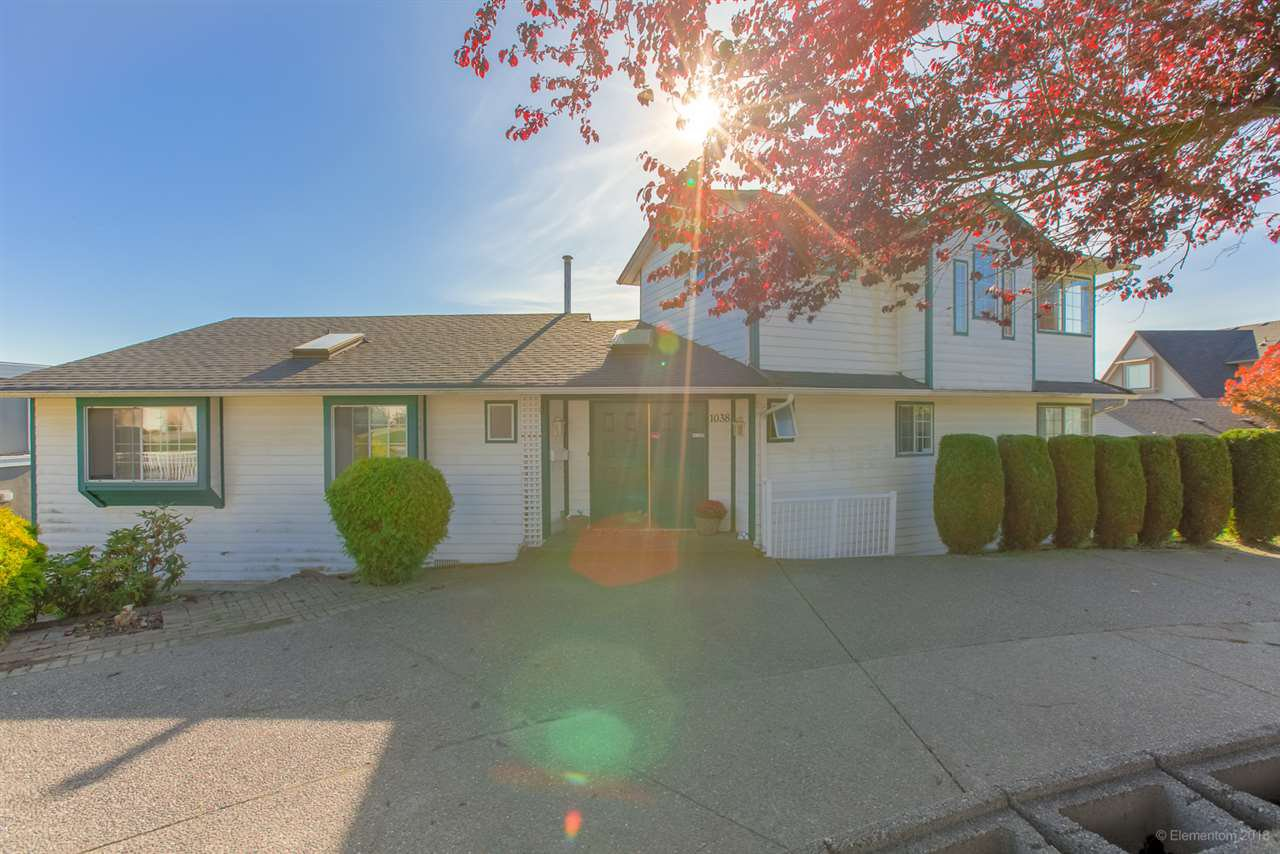 Main Photo: 1038 STEWART Avenue in Coquitlam: Maillardville House for sale : MLS®# R2416382