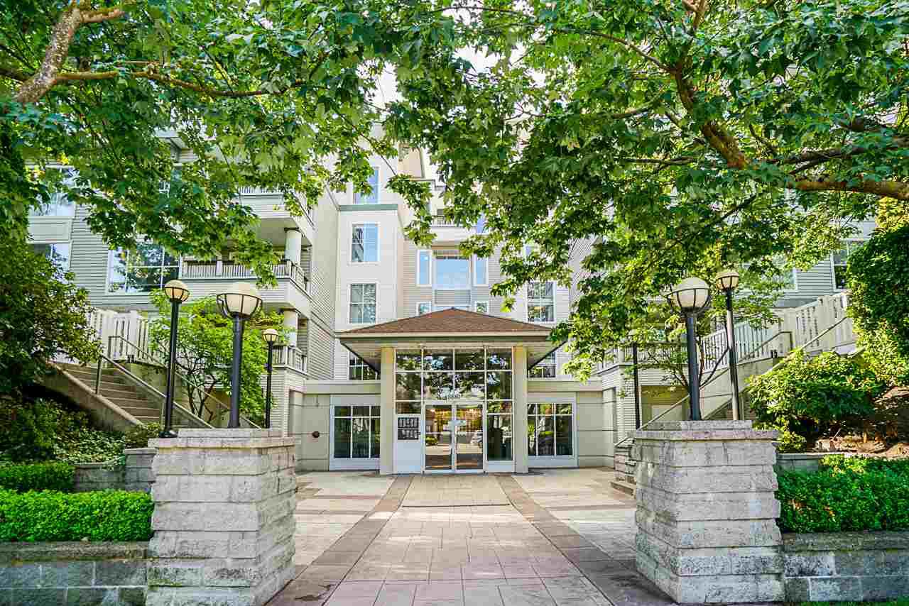 Main Photo: 331 8880 JONES Road in Richmond: Brighouse South Condo for sale : MLS®# R2494912