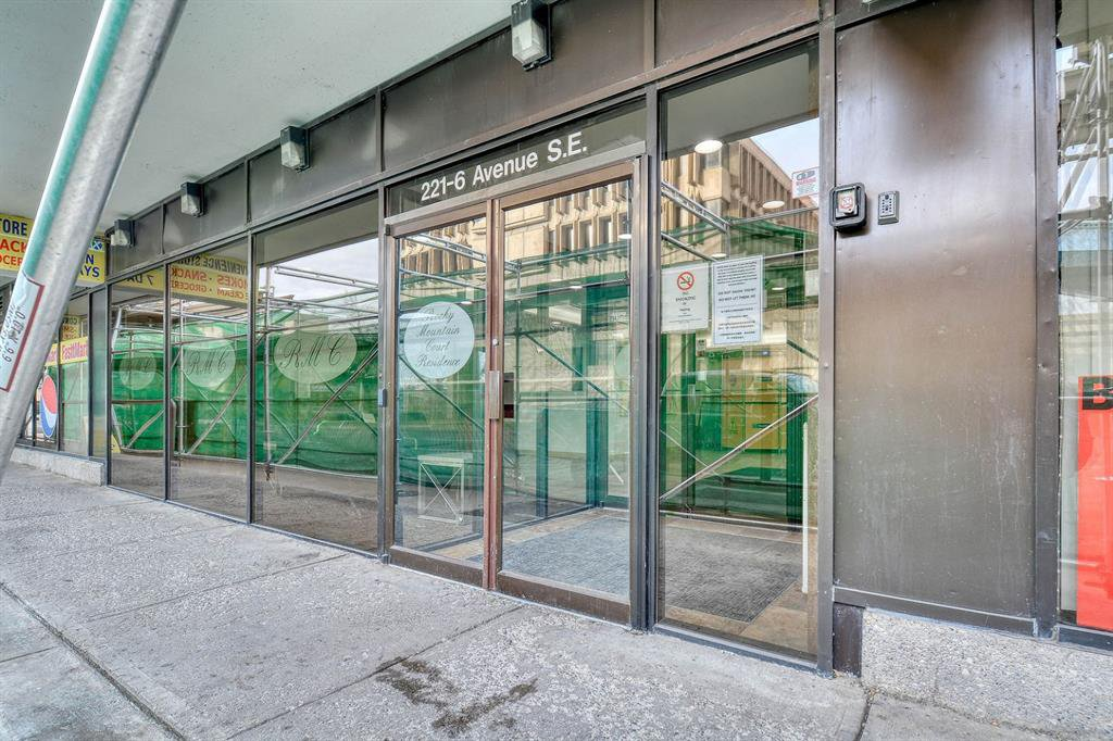 Photo 3: Photos: 603 221 6 Avenue SE in Calgary: Downtown Commercial Core Apartment for sale : MLS®# A1048250