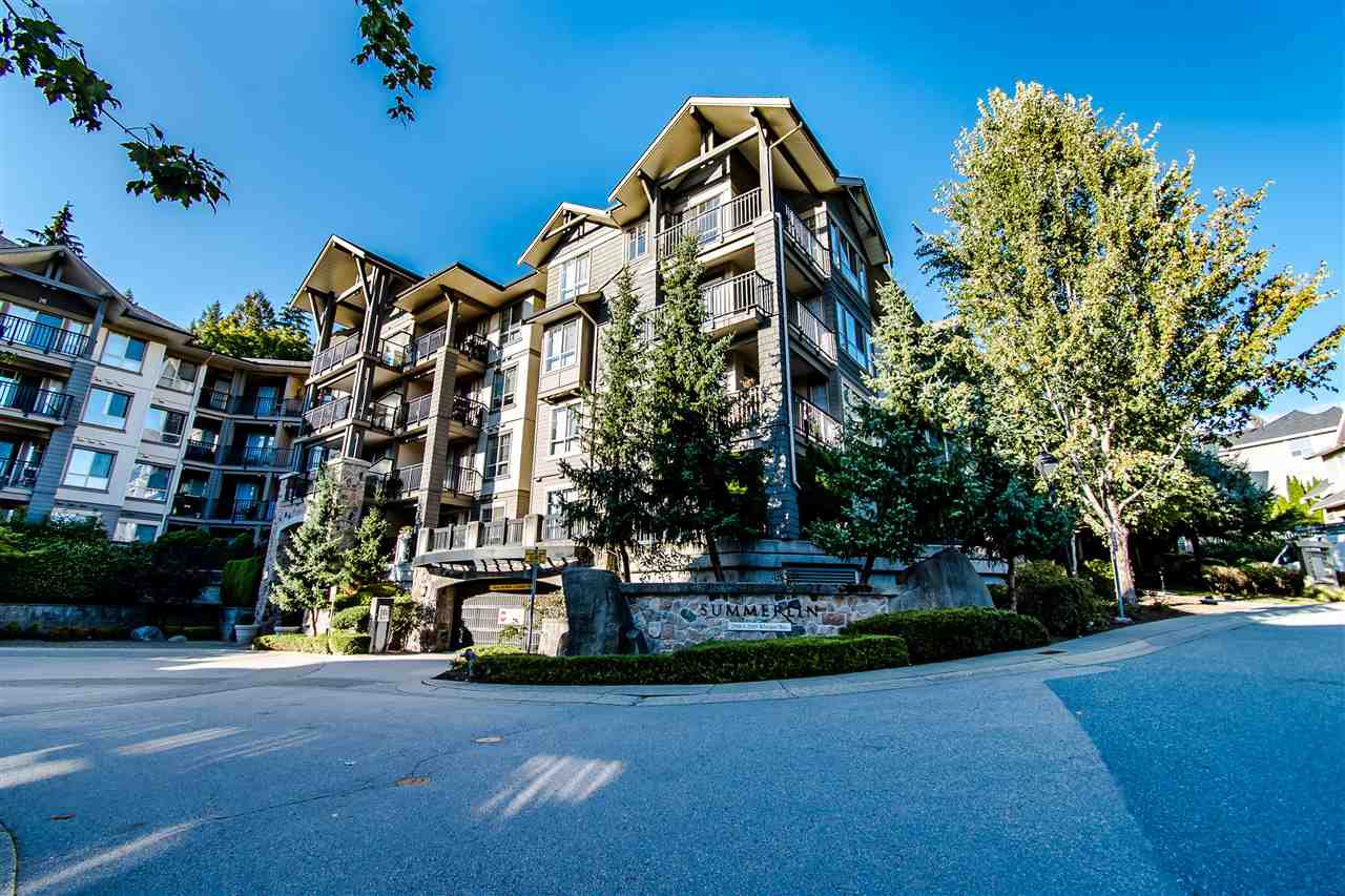 """Main Photo: 117 2969 WHISPER Way in Coquitlam: Westwood Plateau Condo for sale in """"Summerlin"""" : MLS®# R2516554"""
