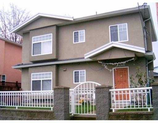 Main Photo: 5268 NORFOLK ST in Burnaby: Central BN House 1/2 Duplex for sale (Burnaby North)  : MLS®# V565721
