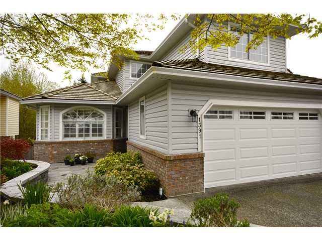 Main Photo: 1391 KENNEY Street in Coquitlam: Westwood Plateau House for sale : MLS®# V887600