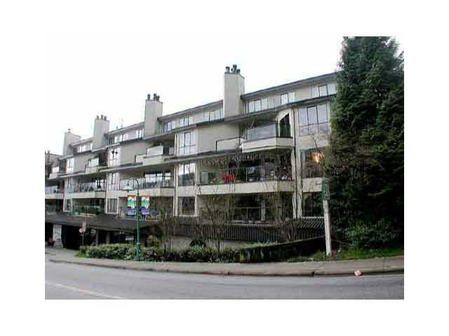 "Main Photo: 203 4323 GALLANT Avenue in North Vancouver: Deep Cove Condo for sale in ""THE COVESIDE"" : MLS®# V890852"