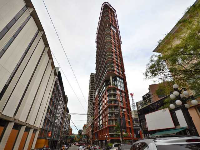 """Main Photo: 801 128 W CORDOVA Street in Vancouver: Downtown VW Condo for sale in """"WOODWARDS"""" (Vancouver West)  : MLS®# V899216"""