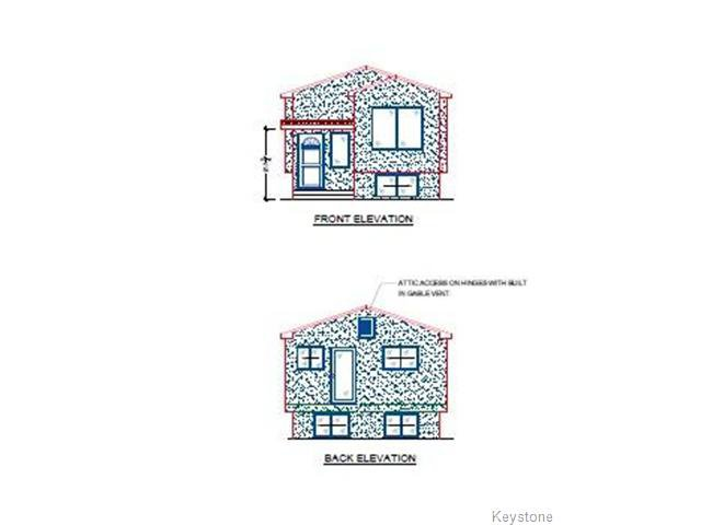 Main Photo: 349 ROSEBERRY Street in WINNIPEG: St James Residential for sale (West Winnipeg)  : MLS®# 1401540