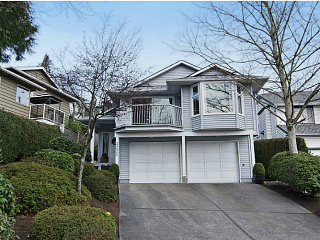 Main Photo: 2221 KAPTEY Avenue in Coquitlam: Cape Horn House for sale : MLS®# V1053476