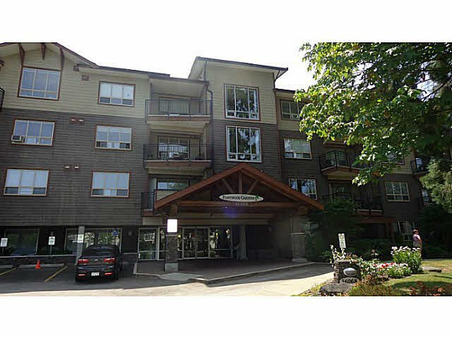 "Main Photo: 412 16068 83RD Avenue in Surrey: Fleetwood Tynehead Condo for sale in ""FLEETWOOD GARDENS"" : MLS®# F1445006"