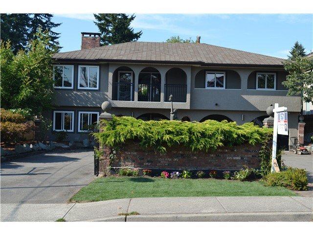 Main Photo: 629 THOMPSON AV in : Coquitlam West House for sale : MLS®# V1033426