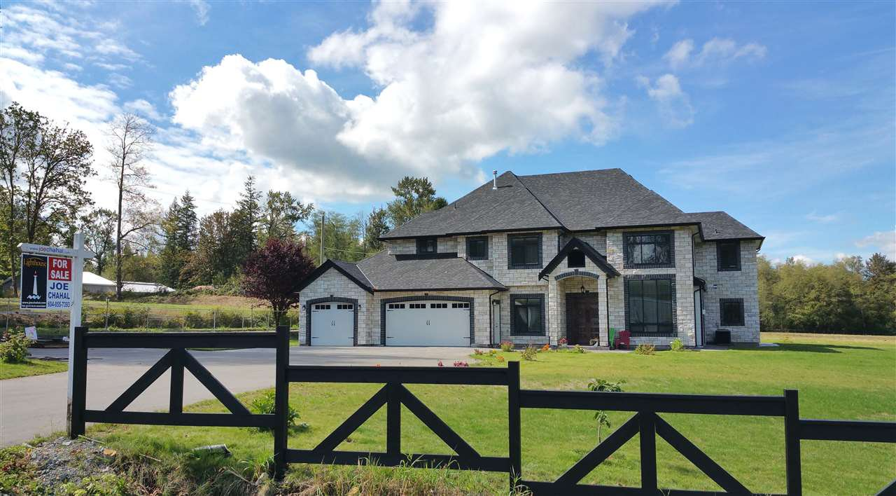 "Main Photo: 6665 267TH Street in Langley: County Line Glen Valley House for sale in ""NEAR GLOUCESTER INDUSTRIAL ESTATE"" : MLS®# F1449559"