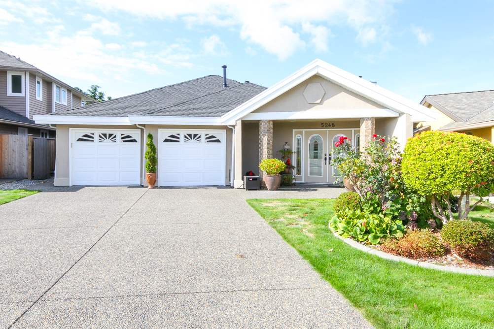 "Main Photo: 5248 PINEHURST Place in Delta: Cliff Drive House for sale in ""IMPERIAL VILLAGE"" (Tsawwassen)  : MLS®# R2000407"