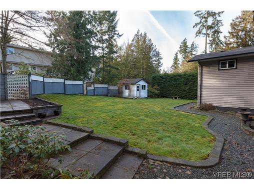 Photo 18: Photos: 8590 East Saanich Rd in NORTH SAANICH: NS Dean Park House for sale (North Saanich)  : MLS®# 720237