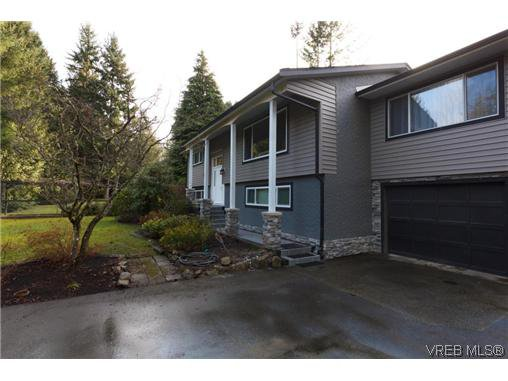 Photo 2: Photos: 8590 East Saanich Rd in NORTH SAANICH: NS Dean Park House for sale (North Saanich)  : MLS®# 720237