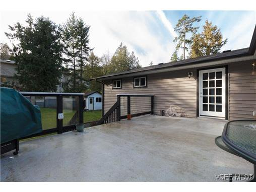 Photo 17: Photos: 8590 East Saanich Rd in NORTH SAANICH: NS Dean Park House for sale (North Saanich)  : MLS®# 720237