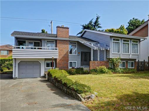 Main Photo: 1826 Harvard Pl in VICTORIA: SE Lambrick Park Single Family Detached for sale (Saanich East)  : MLS®# 735224