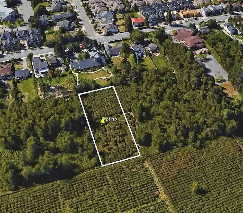 Main Photo: Lot 13 JOHNSTON Road in Richmond: McLennan Land for sale : MLS®# R2121228