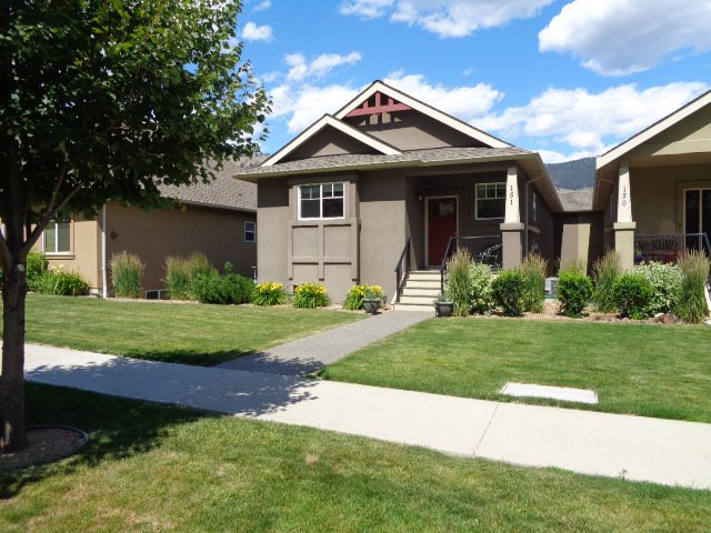 Main Photo: 151-2920 Valleyview Drive in Kamloops: Valleyview House for sale