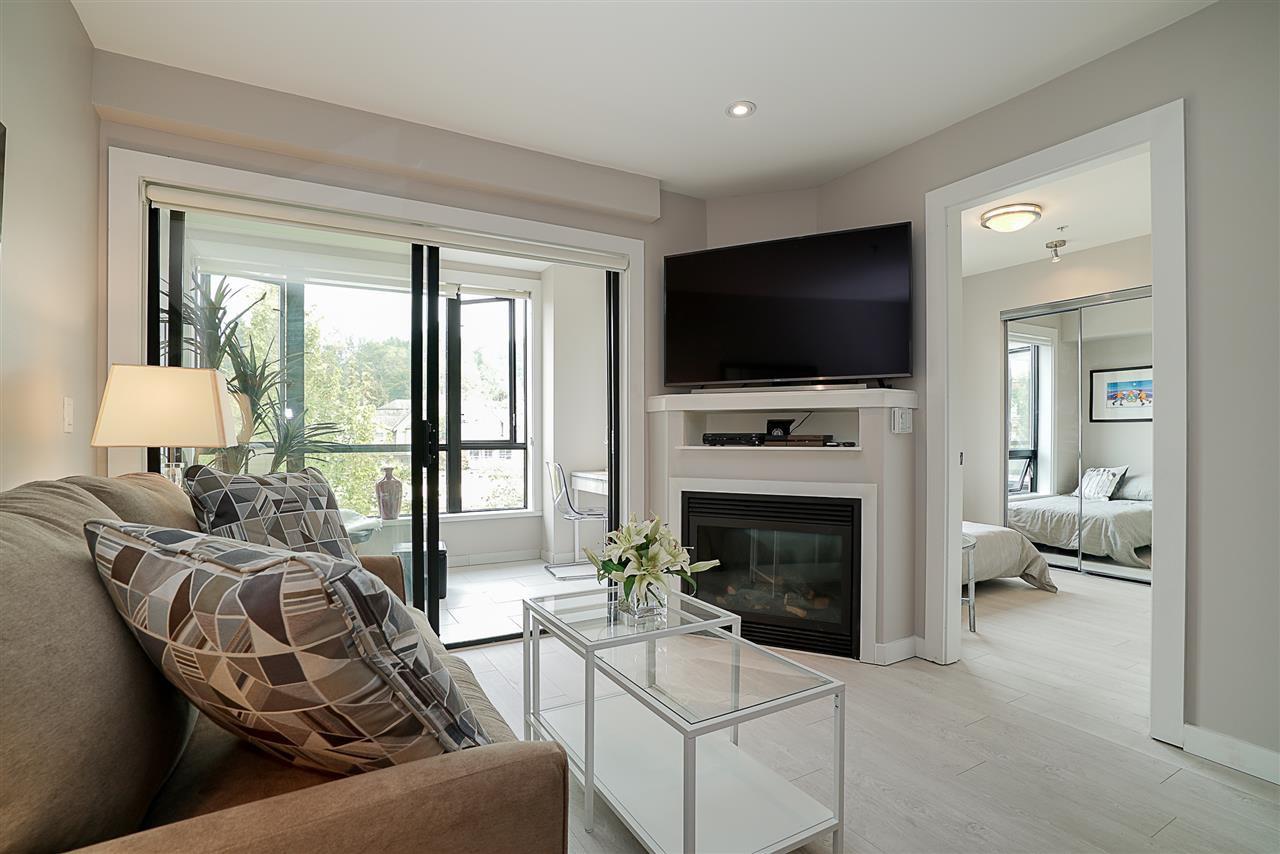 Photo 6: Photos: 405 935 W 16TH Street in North Vancouver: Hamilton Condo for sale : MLS®# R2204015