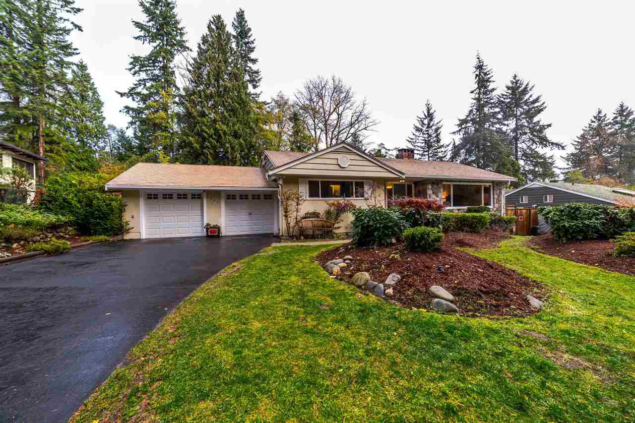 Main Photo: 7962 KAYMAR Drive in Burnaby: Suncrest House for sale (Burnaby South)  : MLS®# R2223689