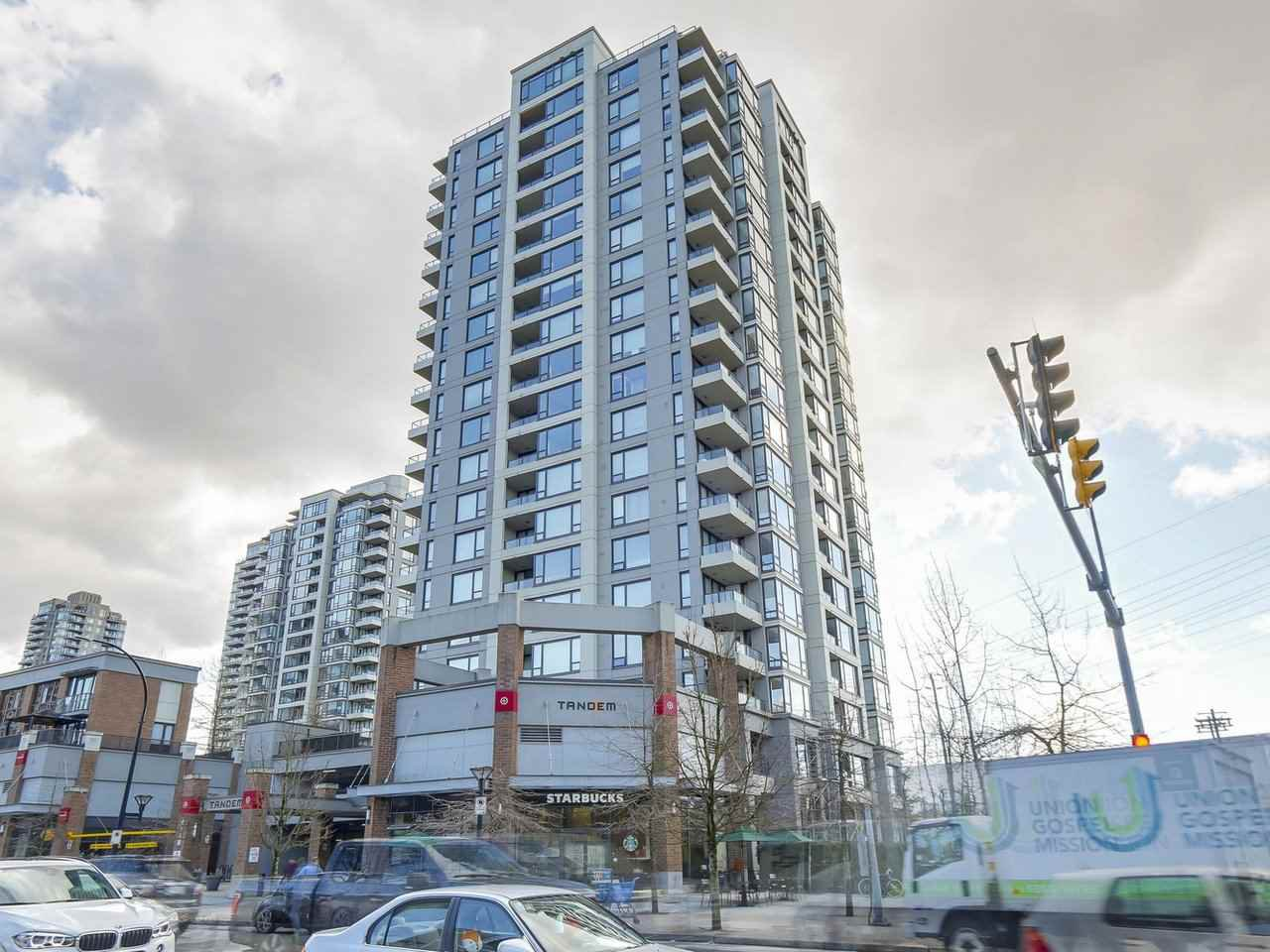 Main Photo: 1607 4118 DAWSON Street in Burnaby: Brentwood Park Condo for sale (Burnaby North)  : MLS®# R2246789