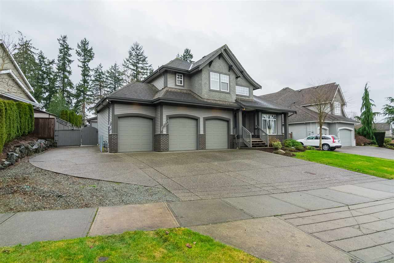 "Main Photo: 17728 68TH Avenue in Surrey: Cloverdale BC House for sale in ""Cloverdale"" (Cloverdale)  : MLS®# R2252665"